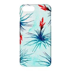 Tillansia Flowers Pattern Apple Iphone 7 Plus Hardshell Case