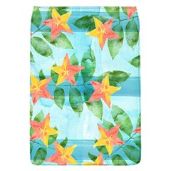Tropical Starfruit Pattern Flap Covers (l)