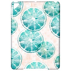 Turquoise Citrus And Dots Apple Ipad Pro 9 7   Hardshell Case