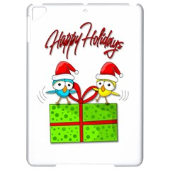Cute Xmas birds Apple iPad Pro 9.7   Hardshell Case