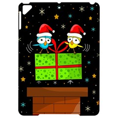 Cute Christmas birds Apple iPad Pro 9.7   Hardshell Case