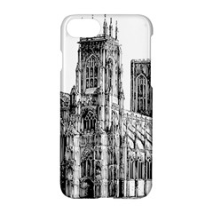 York Cathedral Vector Clipart Apple iPhone 7 Hardshell Case