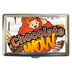 Chocolate Wow Cigarette Money Cases