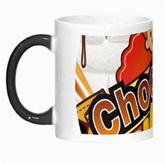Chocolate Wow Morph Mugs