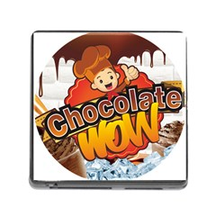 Chocolate Wow Memory Card Reader (square)