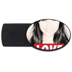 Sasha Grey Love Usb Flash Drive Oval (4 Gb)