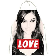 Sasha Grey Love Full Print Aprons