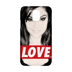 Sasha Grey Love Samsung Galaxy S5 Hardshell Case