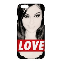 Sasha Grey Love Apple Iphone 6 Plus/6s Plus Hardshell Case