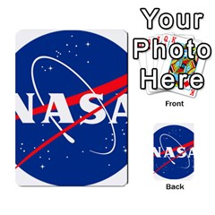 Nasa Logo Multi Purpose Cards (rectangle)