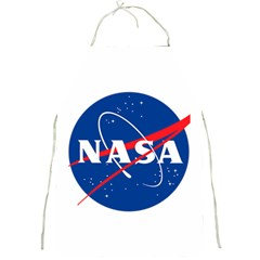 Nasa Logo Full Print Aprons