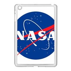 Nasa Logo Apple Ipad Mini Case (white)