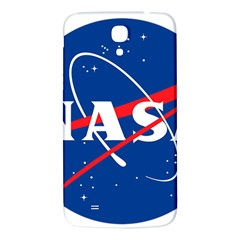 Nasa Logo Samsung Galaxy Mega I9200 Hardshell Back Case