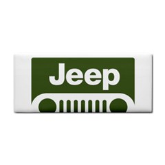 Only In A Jeep Logo Cosmetic Storage Cases