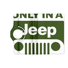 Only In A Jeep Logo Kindle Fire Hd (2013) Flip 360 Case