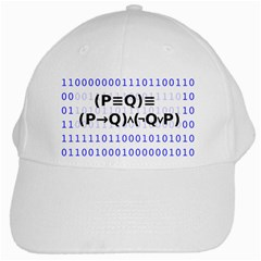 Logic Eqn White Cap