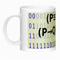 Logic Eqn Night Luminous Mugs
