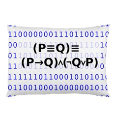 Logic Eqn Pillow Case