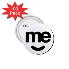 Me Logo 1 75  Buttons (100 Pack)