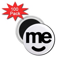 Me Logo 1 75  Magnets (100 Pack)