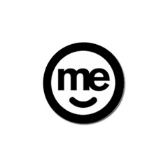 Me Logo Golf Ball Marker (4 Pack)