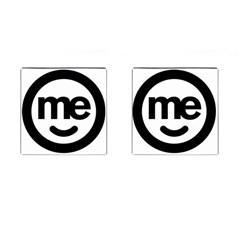 Me Logo Cufflinks (square)