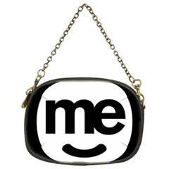 Me Logo Chain Purses (two Sides)