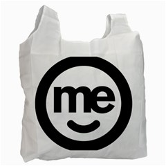 Me Logo Recycle Bag (two Side)