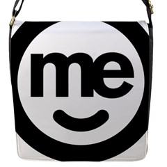 Me Logo Flap Messenger Bag (s)