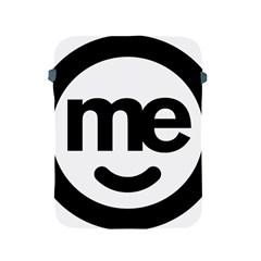 Me Logo Apple Ipad 2/3/4 Protective Soft Cases
