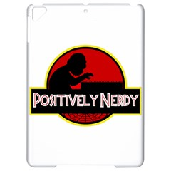Positively Nerdy Apple iPad Pro 9.7   Hardshell Case