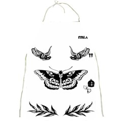 Harry Styles Tattoos Full Print Aprons
