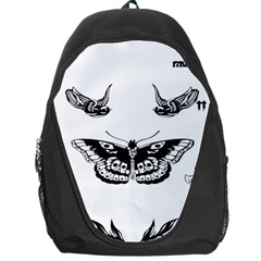 Harry Styles Tattoos Backpack Bag