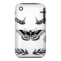 Harry Styles Tattoos Iphone 3s/3gs