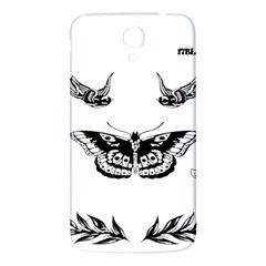 Harry Styles Tattoos Samsung Galaxy Mega I9200 Hardshell Back Case