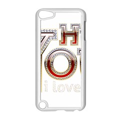 Hey You I Love You Apple Ipod Touch 5 Case (white)