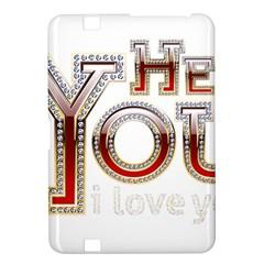 Hey You I Love You Kindle Fire Hd 8 9