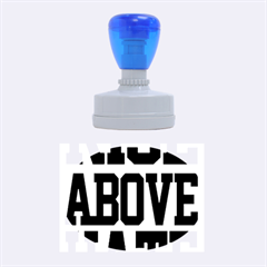 John Cena Rise Above Hate 2 Rubber Oval Stamps