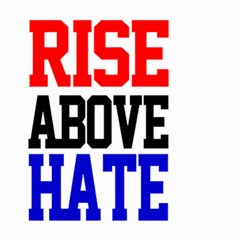 John Cena Rise Above Hate 2 Small Garden Flag (two Sides)