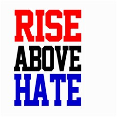 John Cena Rise Above Hate 2 Large Garden Flag (two Sides)