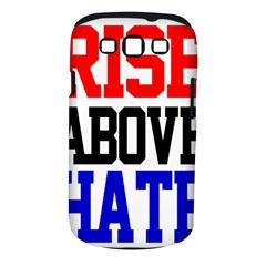 John Cena Rise Above Hate 2 Samsung Galaxy S Iii Classic Hardshell Case (pc+silicone)