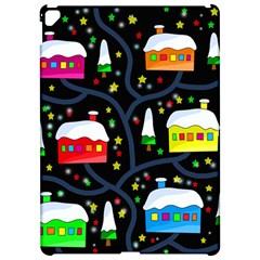 Winter magical night Apple iPad Pro 12.9   Hardshell Case