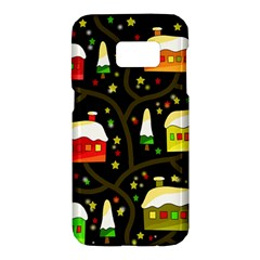 Winter  night  Samsung Galaxy S7 Hardshell Case