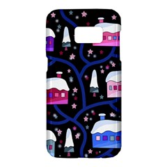Magical Xmas night Samsung Galaxy S7 Hardshell Case