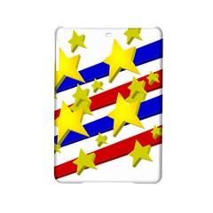 Flag Ransparent Cartoon American Ipad Mini 2 Hardshell Cases