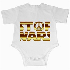 Stop Wars Infant Creepers