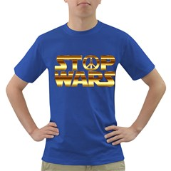Stop Wars Dark T Shirt