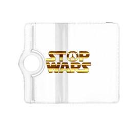 Stop Wars Kindle Fire Hdx 8 9  Flip 360 Case