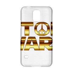 Stop Wars Samsung Galaxy S5 Hardshell Case