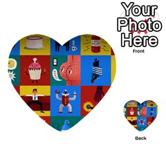 The Oxford Dictionary Illustrated Multi-purpose Cards (Heart)